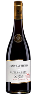Barton & Guestier Cotes du Rhone 2014 750ml - Case of 12
